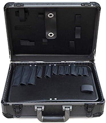 JSY アルミツールボックスのコンビネーションツールボックス多機能プラスチックボックス家庭用ツールボックス ツールボックス