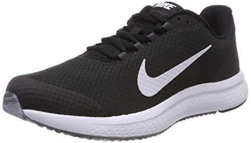 019 Black White Nike Running Scarpe Anthracite Uomo Nero Runallday zCqCA