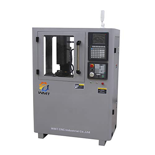 - 3-Axis CNC Compact Vertical Milling Machine with 15-3/4