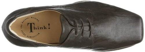 Pensate 41 Men's Shoes Derby Guru Braun espresso TaqrSTw