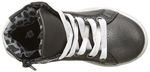 Asso Mädchen D3280 Sneaker Noir (Black)