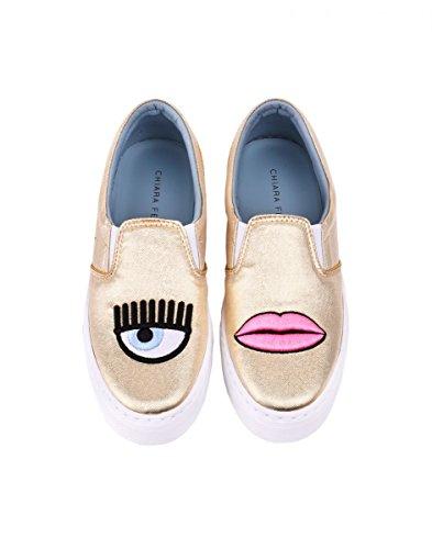 de para Material Zapatillas Chiara Mujer Sintético Ferragni 8BSqA
