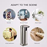 Coohole Automatic Soap Dispenser 250ML LED Smart