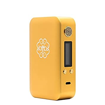 DotMod dotBox V2 200W TC Box Mod - Gold