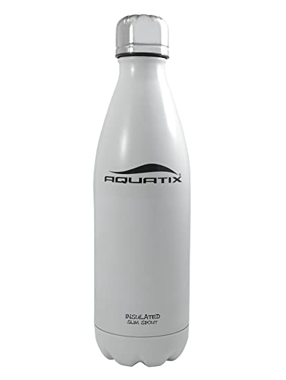 Amazon.com: Blanco 17 oz Ultimate Deporte Botellas Personal ...