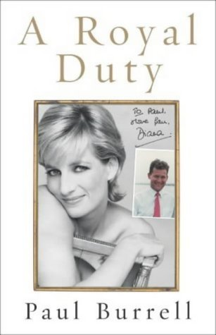 A Royal Duty by Paul Burrell (25-Oct-2003) Hardcover