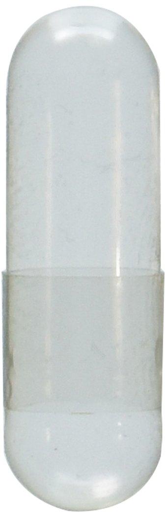 Empty Gelatin Capsules 0 Size -1000 Empty Capsules