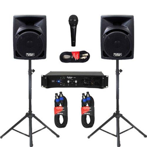 Abs Pa Speaker - Podium Pro Studio ABS 8