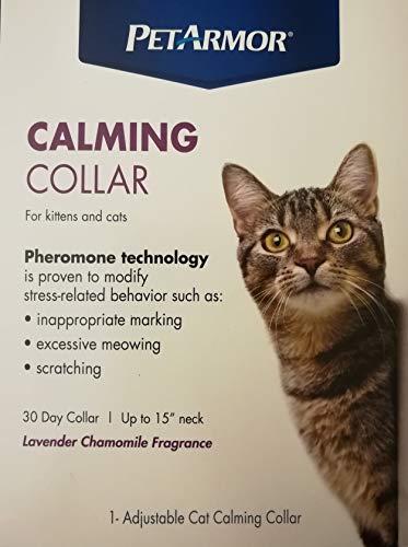 PetArmor Calming Collar for Cats