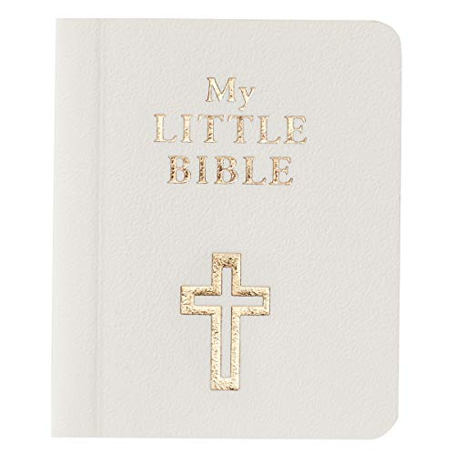 My Little Bible - White (Black And White Bible)