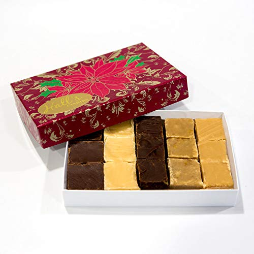 - Hall's Assorted Fudge