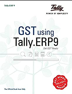 Buy Official Guide to Financial Accounting Using Tally  ERP 9 with