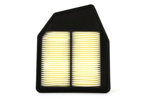 Genuine Honda Parts 17220-R40-A00 Air Filter for Honda Accord and ()