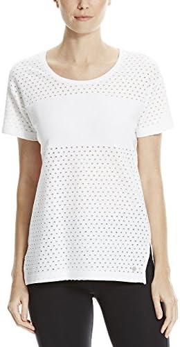 Bench Damen Mesh Tee T-Shirt