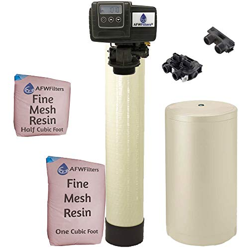 IRON Pro Fleck 5600SXT best water softener