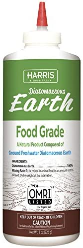 is diatomaceous earth better than cimexa?