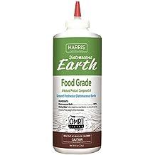 Harris Diatomaceous Earth Food Grade, 1/2 LB