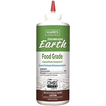 Harris Diatomaceous Earth Food Grade, Half Pound