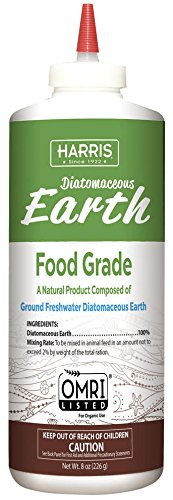 Harris Diatomaceous Earth Food Grade, Half Pound