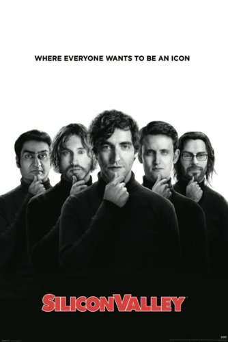 silicon-valley-sitcom-tv-television-hbo-show-poster-print-24-by-36