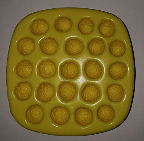 Raspberries Soap & Candle Mold - 23 Cavities