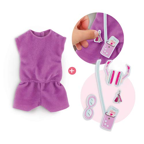 - Corolle-Doll's Combishort Girly for Crafts My Dear Creation, fpr73