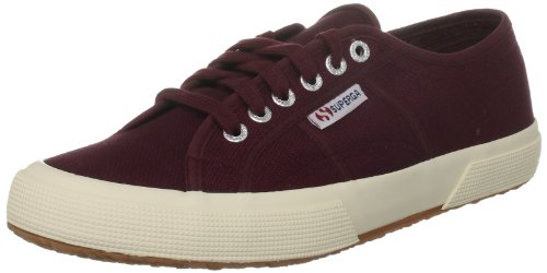 Women's Cotu Red Boredeaux Superga Dark 2750 Sneaker qzadEd