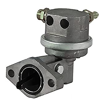 amazon com re68345 new fuel lift pump for john deere tractor 5410 rh amazon com