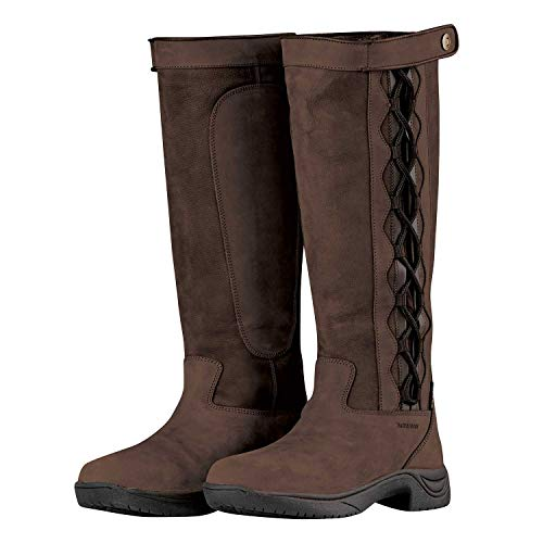 Dublin Pinnacle Boots II Chocolate Ladies 7.5