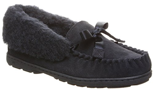 Indio Slipper Women's Women's Women's BEARPAW Indio Slipper Slipper BEARPAW Navy Indio Navy BEARPAW nq0F4wva