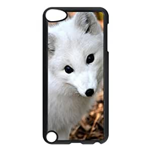 DIYCASETORE Phone Case Fox Bumper Plastic Customized Case For Ipod Touch 5