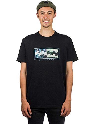 Neroblack shirt Billabong 19 Inversed T Fa18 TOPkZXiu