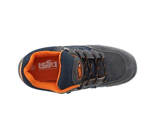 Indust.starter - Zapato azul s1 polos talla 46