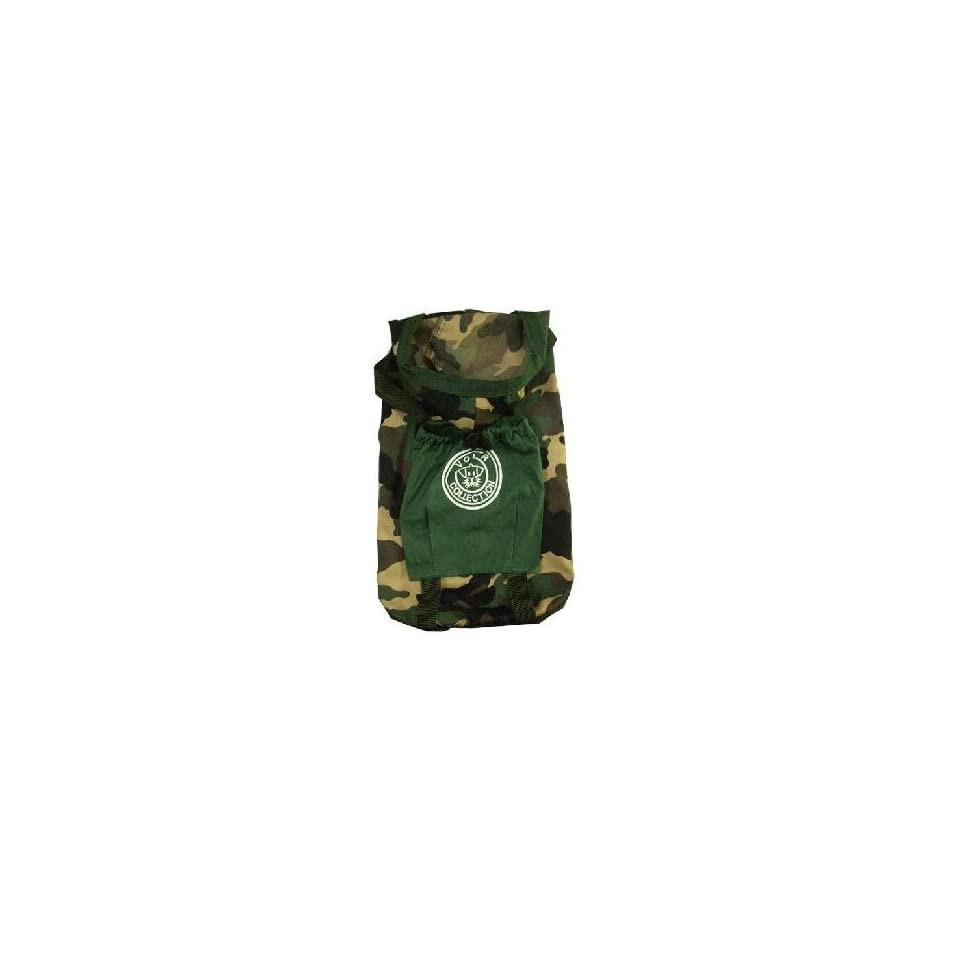 Army   Dog Puppy Pet Clothes Jacket Coat Hoodie  Medium