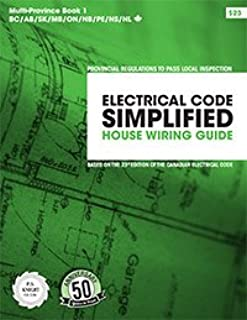 electrical code simplified residential wiring ontario book 1 p s rh amazon ca residential wiring guide ontario pdf Electrical Outlet Wiring Diagram