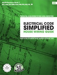 Electrical Code Simplified Residential Wiring MultiProvince Book1