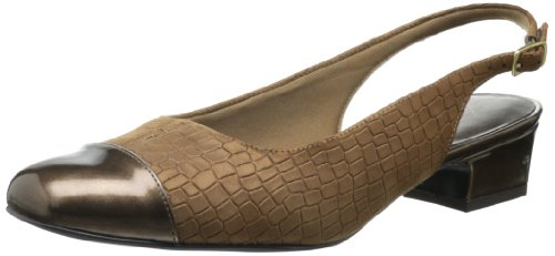 Trotters Womens Dea Pump Bronze