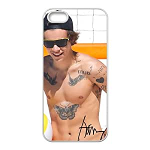 Sex Man Fashion Comstom Plastic case cover For Iphone 5s