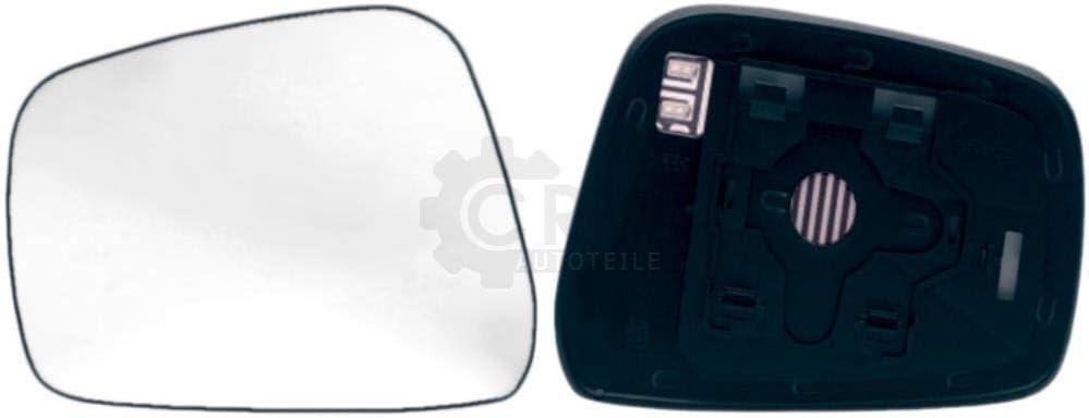 Spiegelglas Haltefuss links f/ür NAVARA Pritsche//Fahrgestell D40