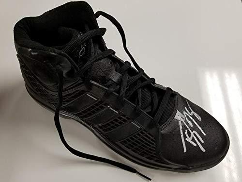 33f6efcabdf Kyrie Irving Boston Celtics Signed Nike Kyrie 4 Kix Shoes w COA Size ...