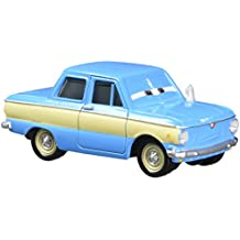 Disney/Pixar Cars Vladimir Trunkov with Car Boot Die-cast Vehicle