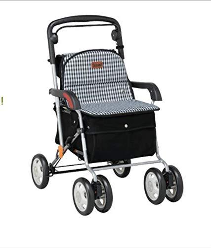 Walker Andadores estándares y Ligeros Coche para Caminar, Compras ...