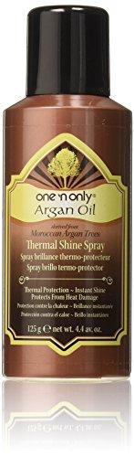 - One N Only Argan Oil Thermal Shine Spray 4.4oz