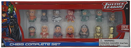 justice+league Products : DC Justice League Chibis Toy Figure