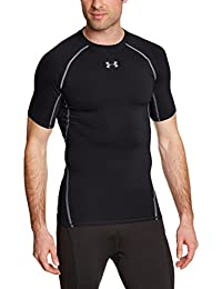 Under Armour Men's HeatGear Armour Short-Sleeve Compression Shirt