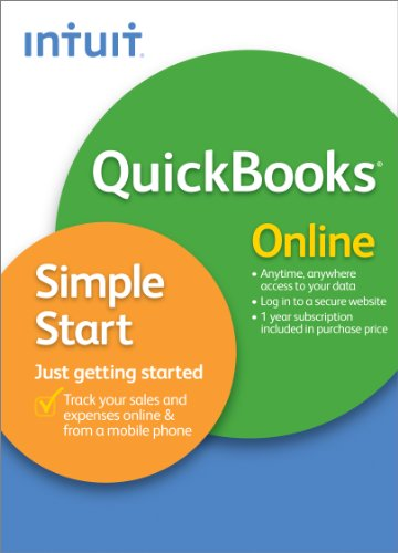 QuickBooks Online Simple Start Subscription