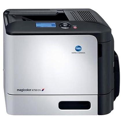 Konica Minolta magicolor 1650EN Printer PS-PPD 64 Bit