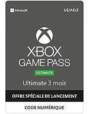 Jusqu'à -56% sur Xbox Game Pass Ultimate: 3 Mois