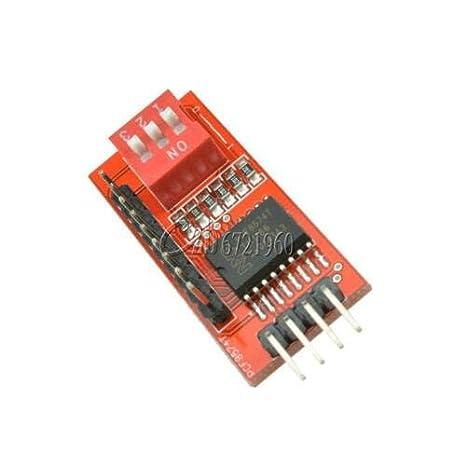 Arduino PCF8574 PCF8574T I2C 8 Bit IO GPIO expander module /& Raspberry ES