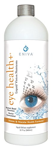 Eniva Eye Health+ Liquid Concentrate for Vision and Macular Health (32 oz) by Eniva